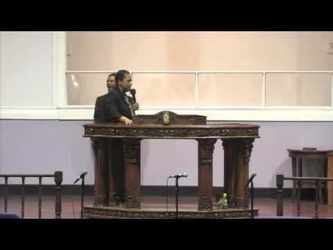 """Pastor T Renea Glenn Ministering in Baltimore """" The Lord Speaks"""""""