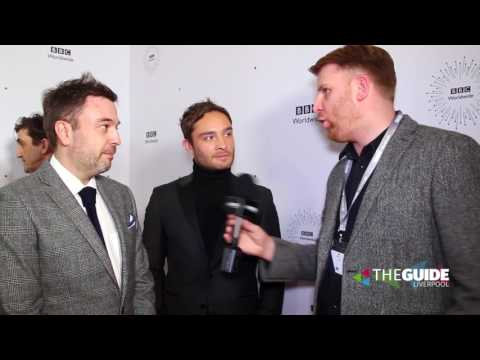 BBC Showcase 2016: Ed Westwick & Damon Beesley | The Guide Liverpool