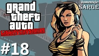 Zagrajmy w GTA: Liberty City Stories [PSP] odc. 18 - Wybuchowo w Forcie Staunton
