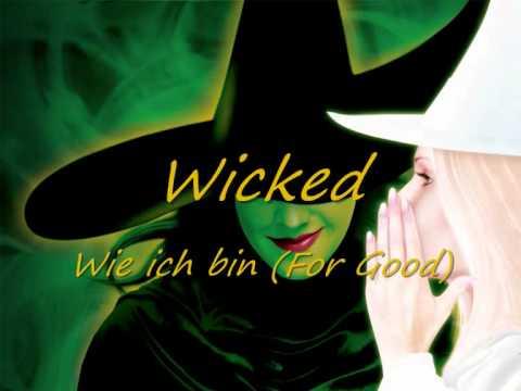 Wie Ich Bin Wicked