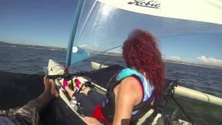Hobie Tandem Island - Mission Bay Sailing 2014
