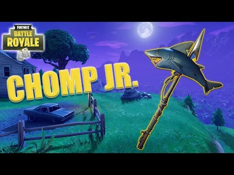 Chomp Jr Harvesting Tool - Fortnite