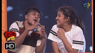 Subhash and Mansi Performance | Dhee Jodi | 7th November 2018 | ETV Telugu