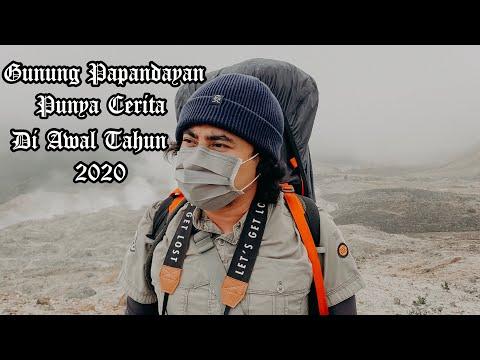 Gunung Papandayan Punya Cerita Di Awal Tahun 2020 Bersama Brother Bigdoor