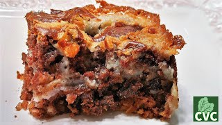 An Earthquake Cake is a German Chocolate Lovers Dream, CVC&#39s Southern Kitchen
