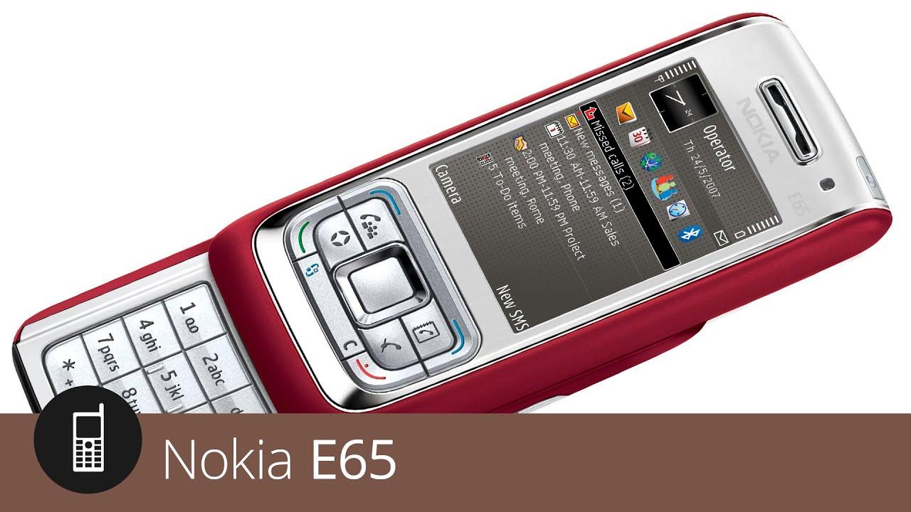 youtube nokia e65