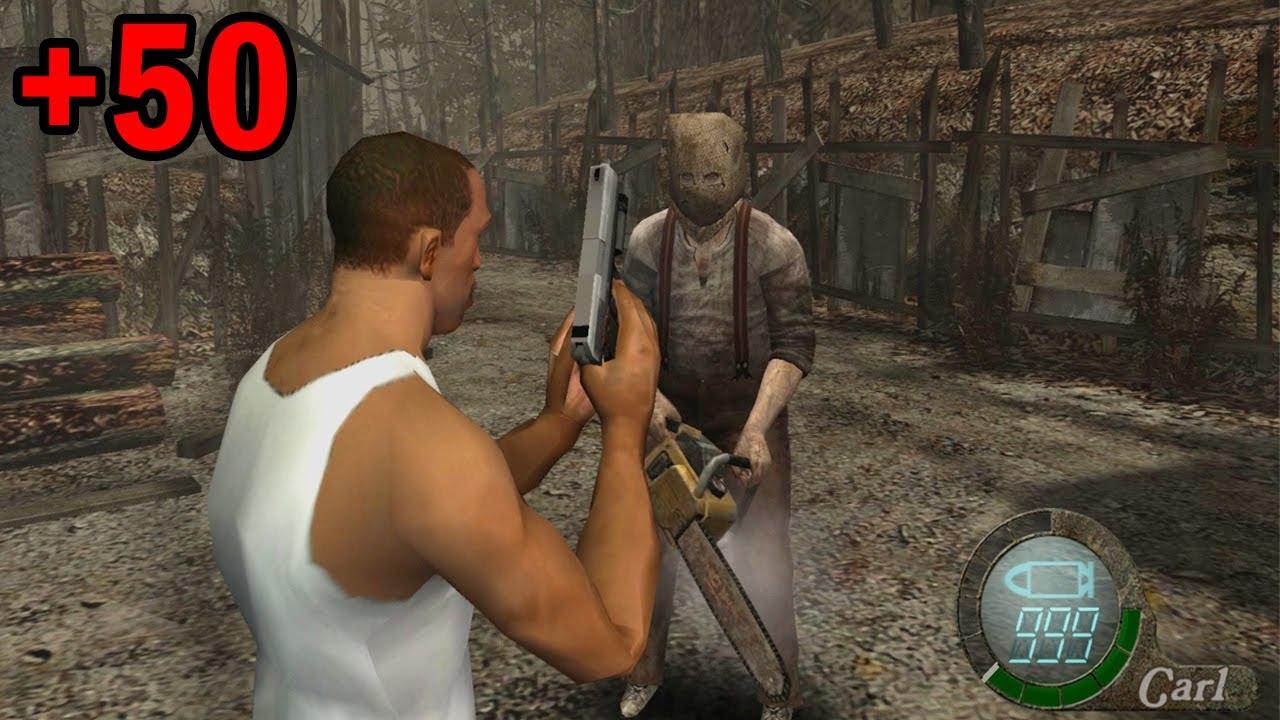 50 Maneras de Mimir en Resident Evil 4