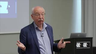 The Heuristics Revolution – Gerd Gigerenzer at Summer Institute 2018