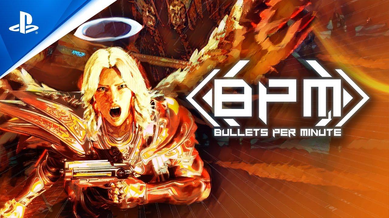 BPM: Bullets Per Minute - Launch Trailer | PS4