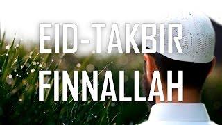 Eid Mubarak | Takbir | FinnAllah