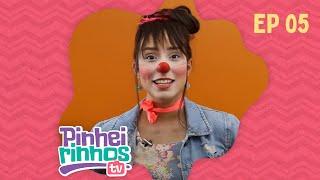 Pinheirinhos TV | Episódio 05 | IPP TV | Programa na íntegra