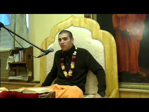 Шримад Бхагаватам 3.11.42 - Абхай Чайтанья прабху