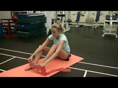 Ankles for Life: Injury Prevention Exercises for Athletes