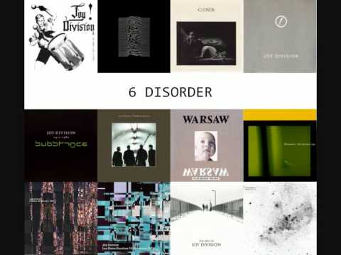 Top 15 Songs - Joy Division