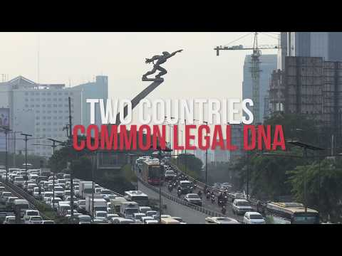 Indonesia and The Netherlands Rule of Law Cooperation