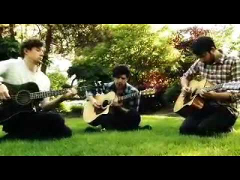 Foals - Olympic Airways (Acoustic)