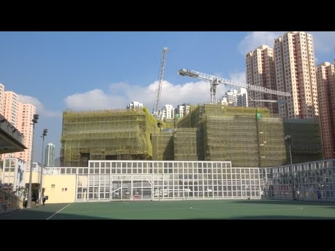 East Kowloon Cultural Centre 東九文化中心 (Feb, 2021)