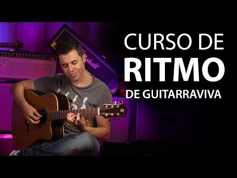 Descubre el Curso de Ritmo para tocar guitarra como un profesional  | Guitarraviva