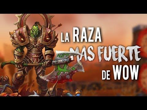 La raza más fuerte - Orcos vs Tauren (WoW)