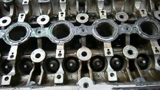 Двигатель Z18XER (Opel) Часть 3. ГБЦ и финальная сборка. Engine Z18XER