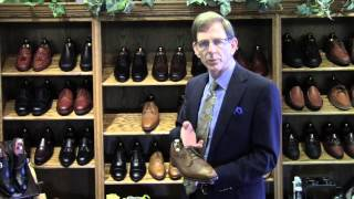 How to Wear Brown Dress Shoes - Johnston