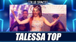 Blue Space Oficial -Talessa Top e Ballet - 06.04.19