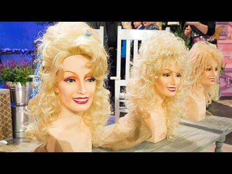 Highlights Dolly Parton S Favorite Wigs Hallmark Channel