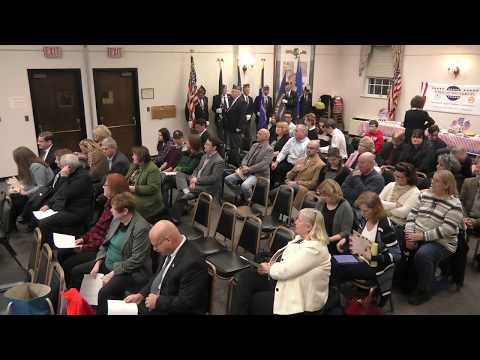 2017-12-04 Administration of Oaths Ceremony