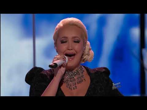 The Voice 2015 Meghan Linsey   Top 8   Something
