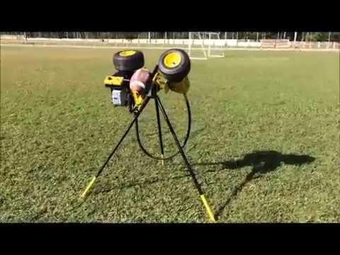 de7238d3fef9b LANÇADOR DOS PAMPAS - Equipamento para treinamento de futebol americano