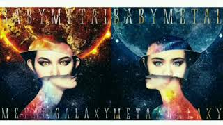BABYMETAL - FUTURE METAL [new song teaser]