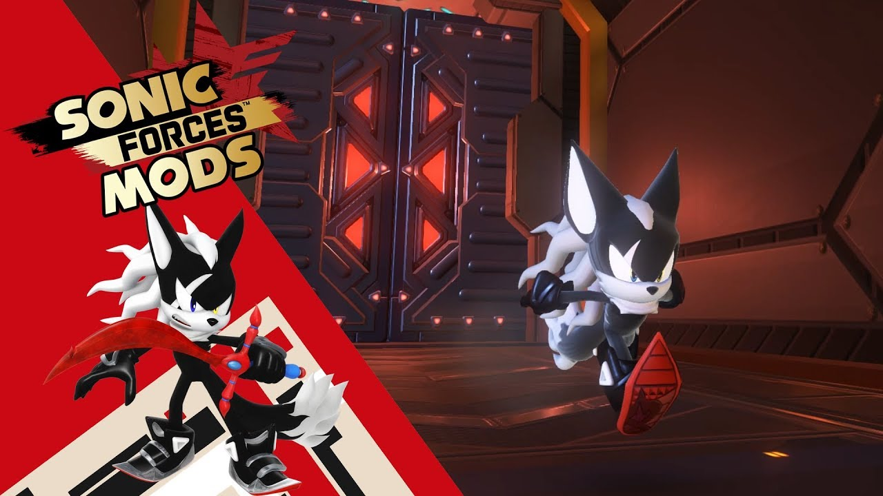 Maskless Infinite Sonic Forces Mods Youtube
