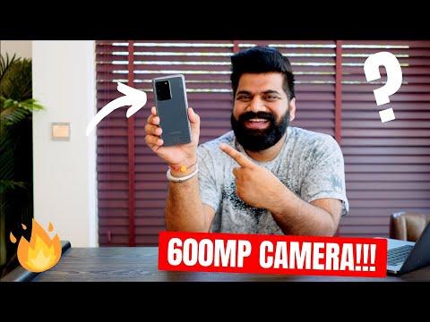 600MP Camera In Smartphone??? Human Eye Vs Smartphone Camera - Samsung Tech 🔥🔥🔥
