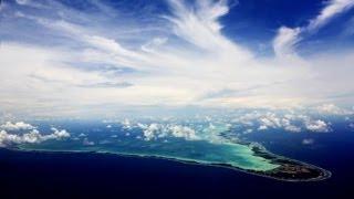 Drowning Paradise Island Nation Facing Extinction