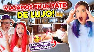 TOUR EN UN YATE DE LUJO!!! 💎💰JENNY Y RAEL COMPARTEN CUARTO😱😍| Leyla Star 💫