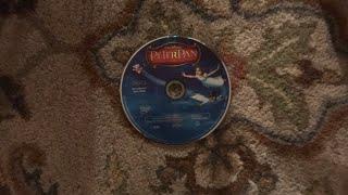 """Peter Pan"" 1953-2007 DVD Menu Walkthrough (disc 2)"