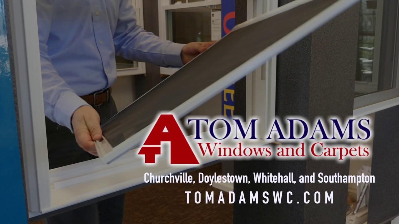 tom adams windows how to remove reinstall window screen tom adams windows and carpets
