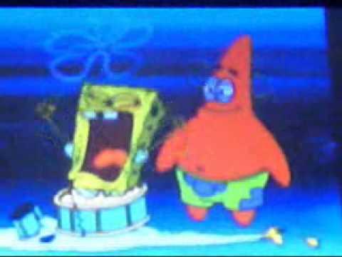 sexy and i know it spongebob