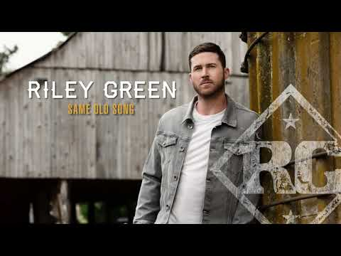 Riley Green - Same Old Song (Static Version)
