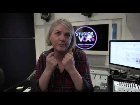 Vidéo Françoise Carrière comédienne chez STUDIOS VOA