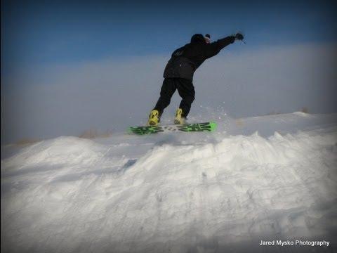 March 24, 2013 - Record Snowfall - Regina, Saskatchewan