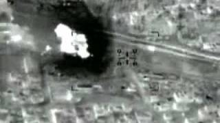 Israeli Air Force Destroys Weapons Smuggling Tunnels