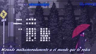 Repeat youtube video Noragami Ending Sub español / Romaji [ Heart Realize - Supercell ]