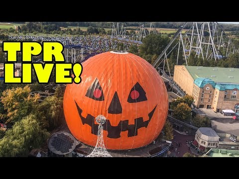 TPR Live! Join us for a Tour of Europa Park in Germany!