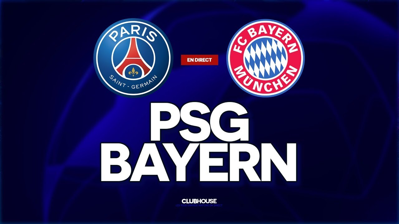 Psg Bayern Champions League Clubhouse Paris Vs Bayern Youtube