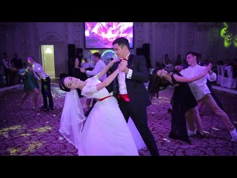 Лучший свадебный флешмоб  Ташкент, Узбекистан