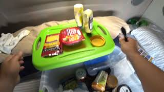 March 11, 2019/196 Lunch 🥗 time in my truck. Coal Township Pennsylvania