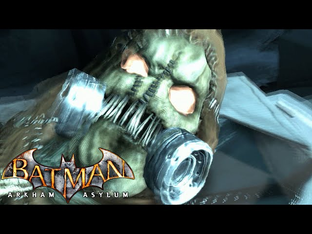 Batman Arkham Asylum - Ilusões E Conclusões... (gameplay No Pc)