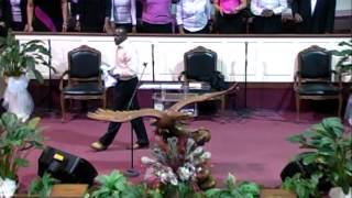 Dr Sean Souels Messaging: Your to anointed to sit still.  Pt.2