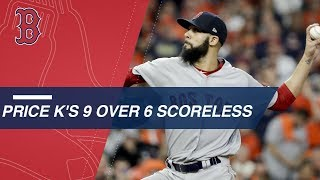 Price strikes out 9 over 6 scoreless innings in win